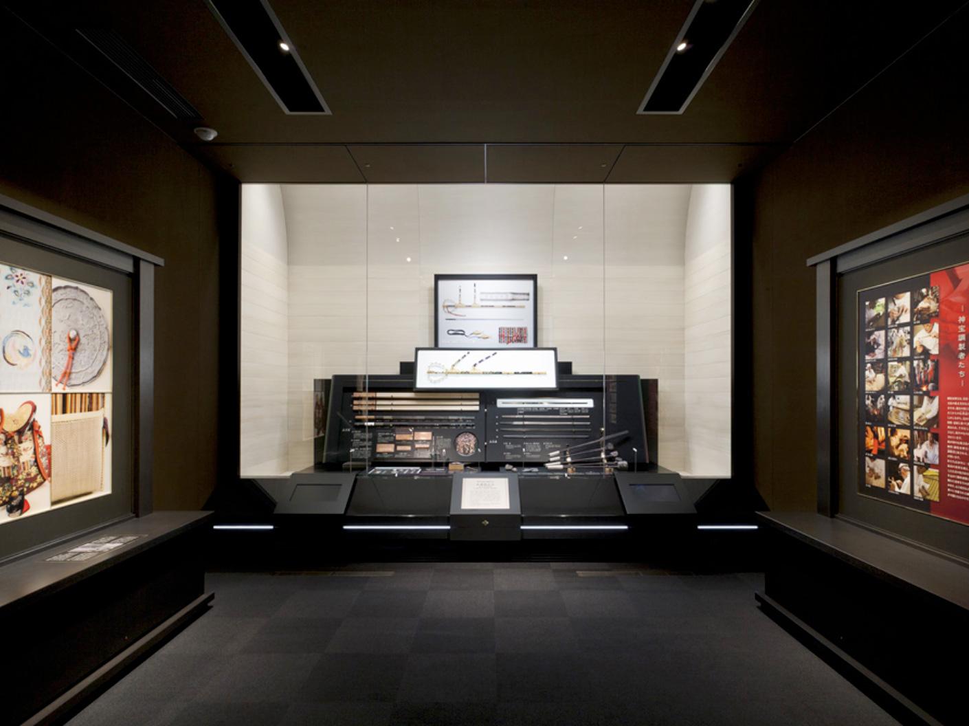 伊勢神宮外宮にある『式年遷宮記念せんぐう館』という博物館